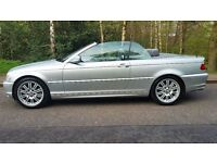 2001 BMW 330 CI CONVERTIBLE 109,000 MILES NEW MOT HUNDREDS OF POUNDS SPENT ON CAR STUNNING EXAMPLE