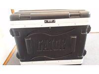 Gator GR-4S Molded PE Shallow 4U Studio Rack Case