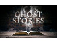 Personal Ghost Stories Wanted