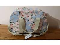 New Floral bag
