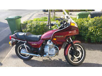 Honda GL500 silverwing cx500 engine
