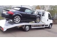 24/7 car recovery service Leeds