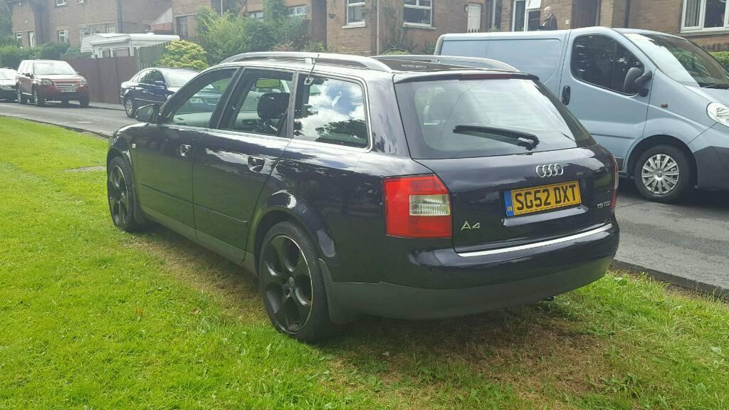 Audi A4 1.9bTDI 130ST