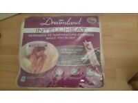 Dreamland Electric Overblanket Single Size BRAND NEW