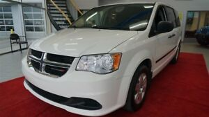 2013 Dodge Grand Caravan Stow N Go+Climatisation