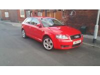 2005 AUDI A3 SPORT 16V 1595cc NATURALLY ASPIRATED Petrol Manual 5 Speed 3 Door Hatchback £1450