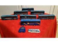 Shearings model buses