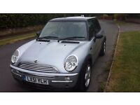 Mini 1.6 Cooper Leather Seats 2001 51 Reg Runs And Drives Excellent £695