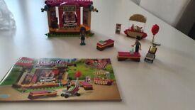 Lego Friends set 41334 Andrea's Park Performance