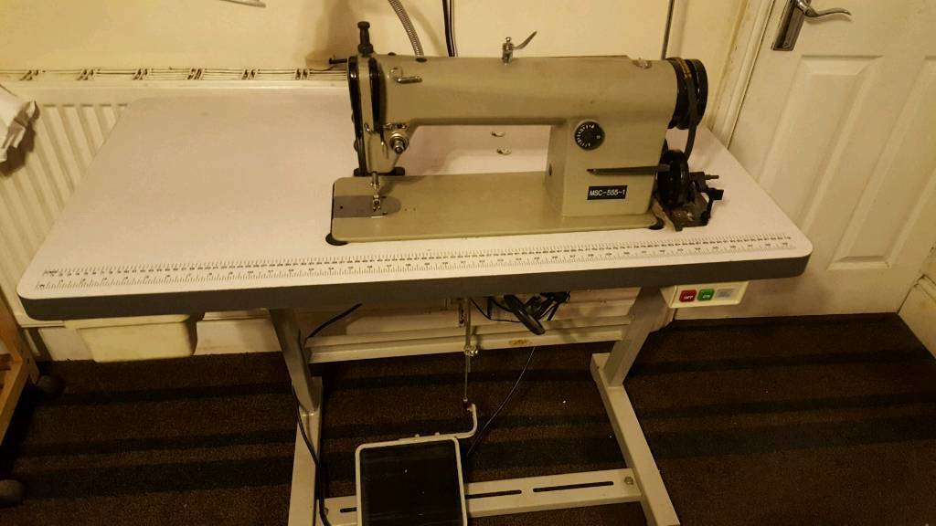 Industrial Sewing Machine Like New In Alum Rock West Midlands Stunning Gumtree Industrial Sewing Machine For Sale