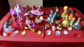 Large selection of Sofia the First toys excellent condition only £12 ono