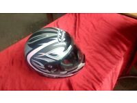 HELMET HJC CS-12 SESSION MOTORCYCLE SIZE ADULT-MEDIUM 58 CM EXCELLENT CONDITION AVAILABLE FOR SALE