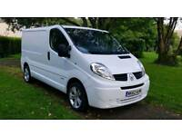 Renault trafic 2.0dci 6 speed