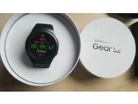 Samsung Gear S2 Sport SM-R720 Dark Grey Smartwatch