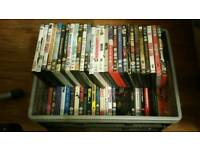 69 dvds job lot