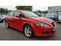 SEAT LEON 2.0 TDI REFERENCE SPORT 6 SPEED 5 DOOR 2007 / 1 OWNER / SERVICE HISTORY / HPI CLEAR 2 KEYS