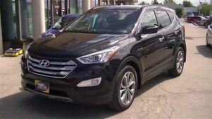 2014 Hyundai Santa Fe Sport SE 2.0 T WITH  LEATHER & MOONROOF