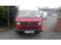 LOVELY CLEAN VW T25 1984 1.9L DIESEL