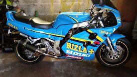 Suzuki gsxr 1100 cc px price drop