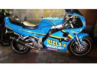 Suzuki gsxr 1100 cc px