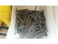 Cut nails / floor board nails