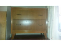 Harris Lebus chest of drawers x 2