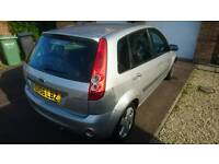 Ford Fiesta 1.2 Zetec Climate 56 Plate