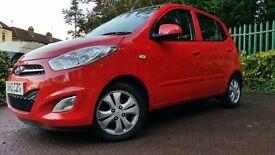 2012 Hyundai i10 Cheap to run. £20 Road tax