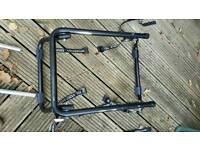 Pendle Strap on Bike Rack