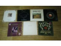 7 x 12 inch the cult - witch promo / love removal + poster / revolution / sanctuary