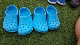 Crocs size c11- c10