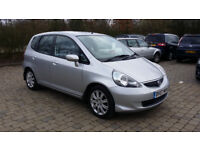 2007 Honda Jazz 1.4 i-DSI SE 5dr with FULL SERVICE HISTORY & long MOT