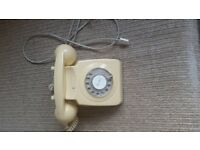 Retro 1970's original telephone