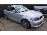 BMW 1 series auto 120se coupe diesel
