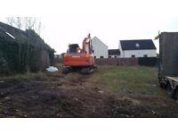 skilled labourer /digger driver