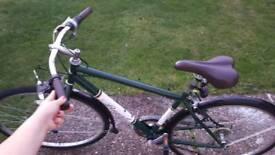 REAL Road Slifton bicycle