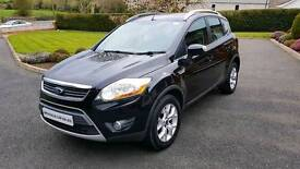 2010 FORD KUGA 2.0 TDCI...FULL YEARS MOT...FSH...FINANCE THIS CAR FROM £40 PER WEEK...MINT CONDITION