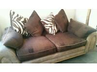 Great 3 seater sofa DFS
