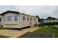 mobile home for sale on a site called oyster bay in goonhavern cornwall