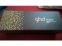 Brand New, Unused GHD V Gold