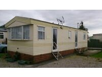 JUST ARRIVED IN STOCK - ABI ARIZONA 6 BERTH STATIC CARAVAN ON 12MTH QUIET, PET FRIENDLY COUNTRY PARK