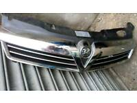 Grill vauxhall off vectra 57plate