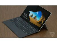 Windows Surface Pro 4 128GB Windows 10 Pro with Official Typecover