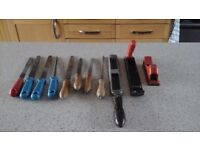 Garage Sale--A selection of hand plane files