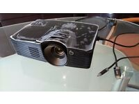 Optoma HD141X Full HD 3D 1080p Projector. Includes Richer Sounds Guarantee valid until 2022.