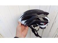 Agu Trabuco MTB Helmet L-XL 58-62cm Black/White