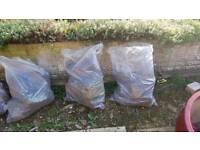 free bags of soil