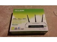 TP-LINK 300Mbps Wireless N Router - TL-WR941ND - as new
