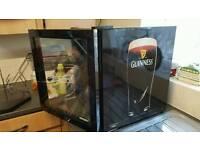 Husky Guinness Beer & Drinks Fridge