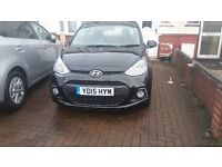 Hyundai I10 1.2 Premium SE 5dr VERY LOW MILAGE, NICE TO DRIVE